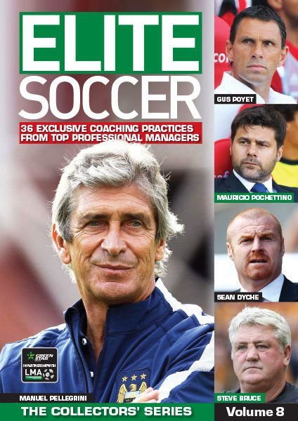 Elite Soccer: The Collectors' Series Volume 8