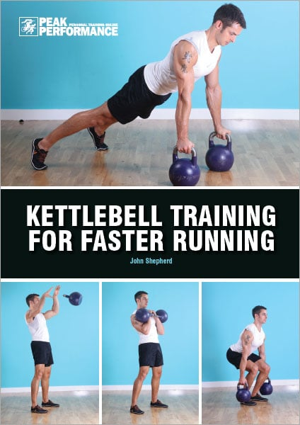 Kettlebell Training for Faster Running